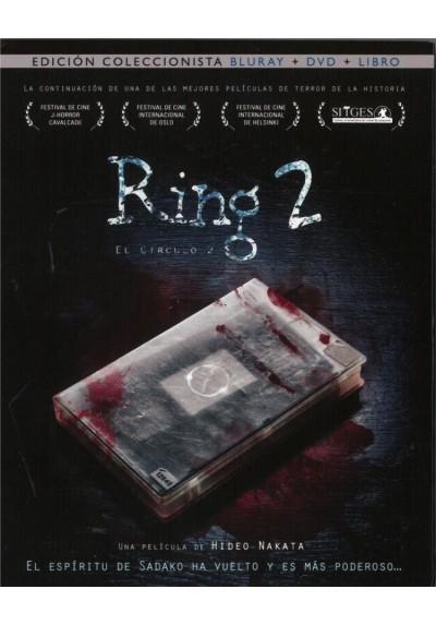 Ring 2 - Edicion Coleccionista (BD + DVD + Libro)