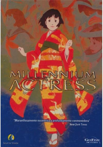 Millennium Actress (Ed. Metalica) (Sennen Joyu)