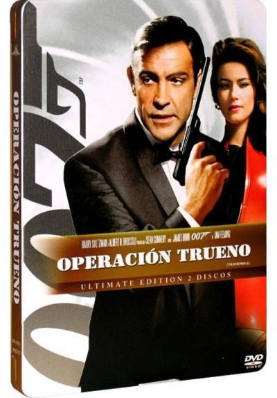 Operación Trueno - Estuche Metálico