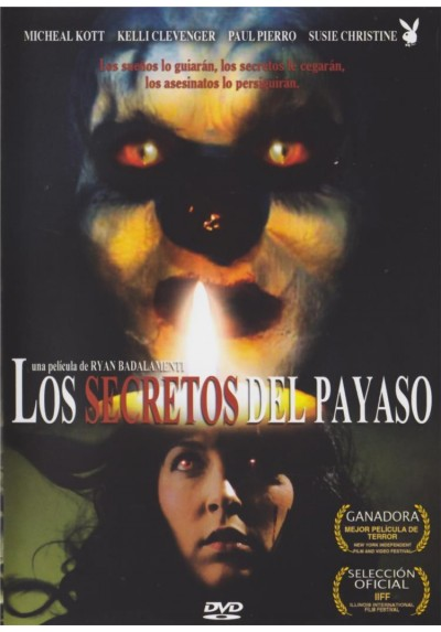 Los Secretos Del Payaso (Secrets Of The Clown)