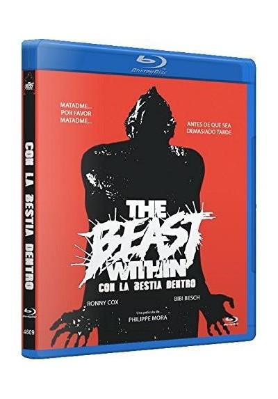 Con La Bestia Dentro (Blu-Ray) (The Beast Within)