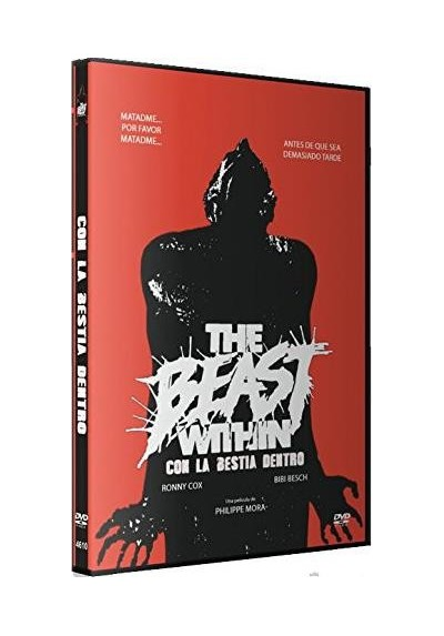 Con La Bestia Dentro (The Beast Within)