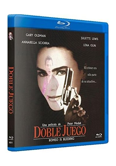 Doble Juego (Blu-Ray) (Romeo Is Bleeding)