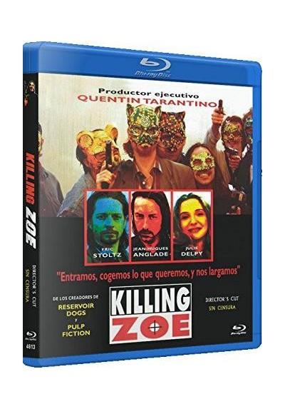 Killing Zoe (Blu-Ray)