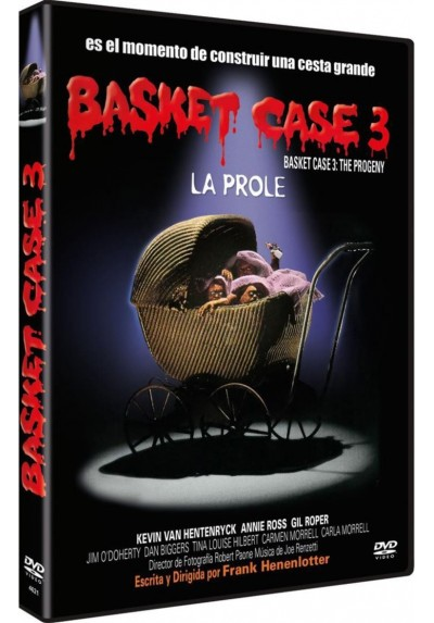 Basket Case 3: La prole (Basket Case 3: The Progeny)