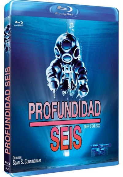 Profundidad Seis (Blu-Ray) (Deep Star Six)