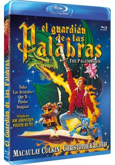 El Guardian De Las Palabras (Blu-Ray) (The Pagemaster)