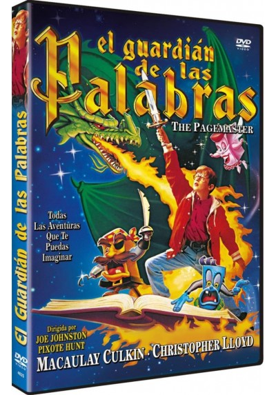 El Guardian De Las Palabras (The Pagemaster)