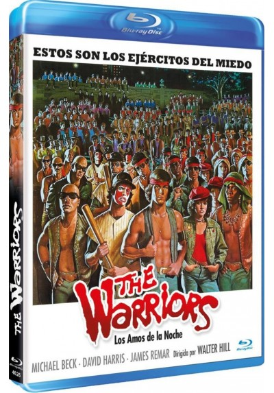 The Warriors (Blu-Ray)