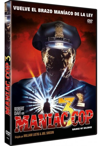 Maniac Cop 3 (Maniac Cop III : Badge Of Silence)