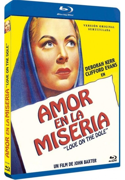 Amor En La Miseria (V.O.S.) (Blu-Ray) (Bd-R) (Love On The Dole)