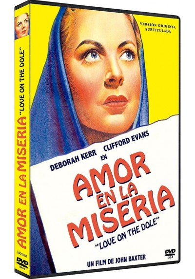 Amor En La Miseria (V.O.S.) (Blu-Ray) (Dvd-R) (Love On The Dole)
