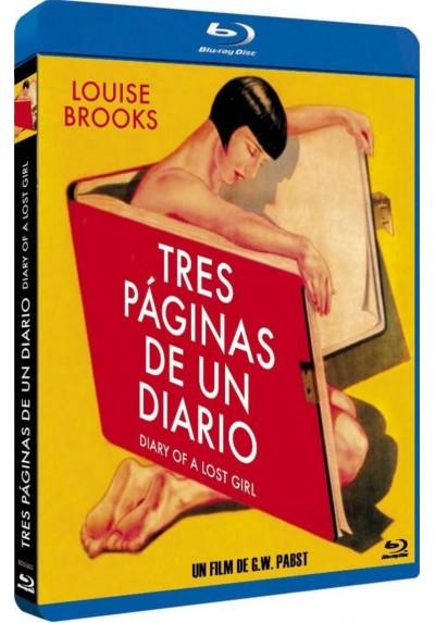 Tres Paginas De Un Diario (Bd-R) (Tagebuch Einer Verlorenen)