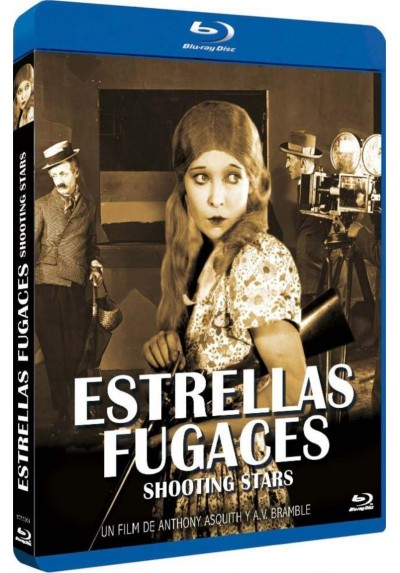 Estrellas Fugaces (Blu-Ray) (Bd-R) (Shooting Stars)