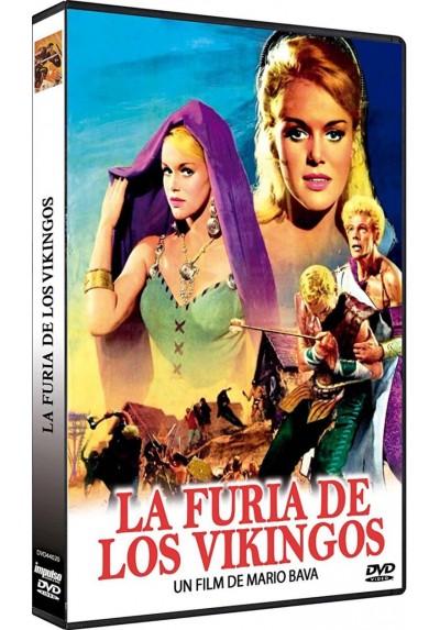 La Furia De Los Vikingos (Dvd-R) (Gli Invasori)
