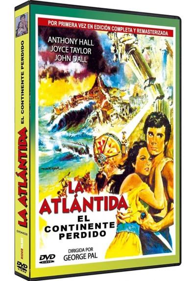 La Atlantida, El Continente Perdido (Dvd-R) (Atlantis, The Lost Continent)