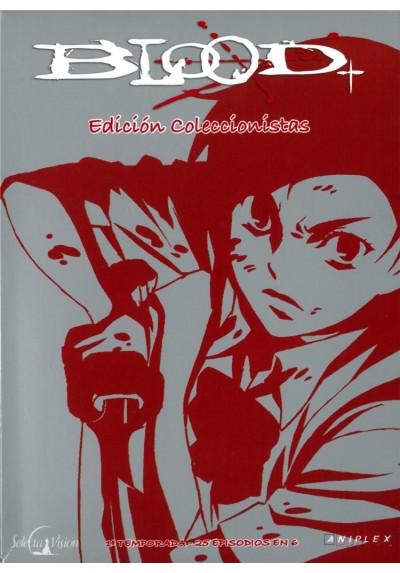 Blood + - 1ª Temporada (Edicion Coleccionistas Limitada)