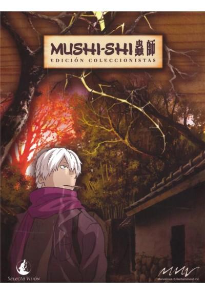 Mushi-Shi (Ed. Coleccionistas - Caja De Madera)