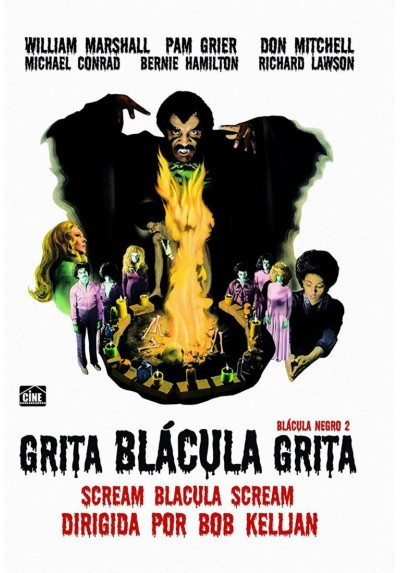Grita Blacula Grita (Scream, Blacula, Scream)