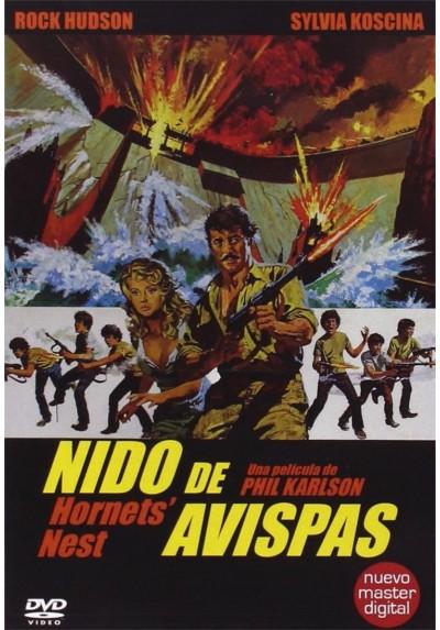 Nido De Avispas (Hornet´s Nest)