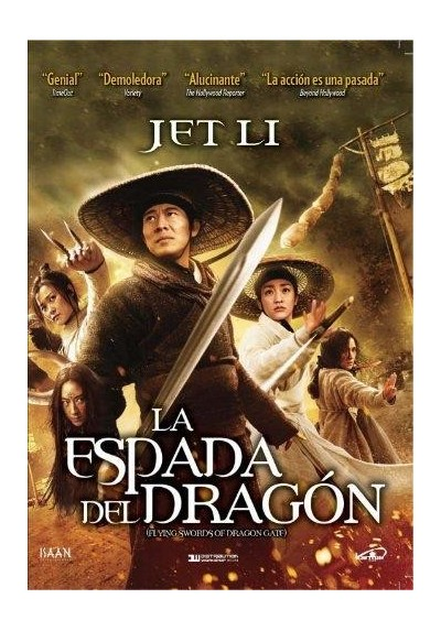 La Espada Del Dragon (The Flying Sworrds Of Dragon Gate)