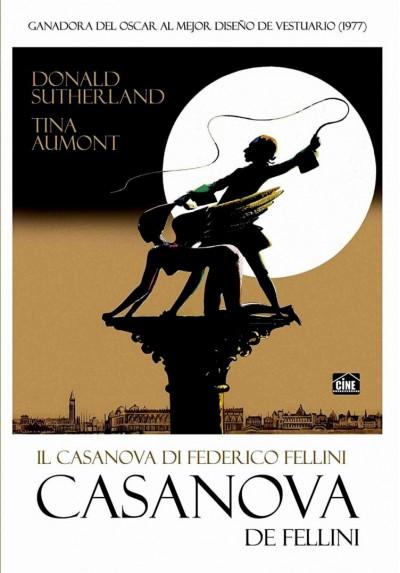 Casanova De Fellini (Il Casanova Di Federico Fellini)