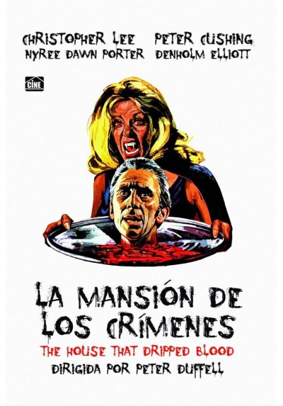 La Mansion de los Crimenes (The House That Dripped Blood)