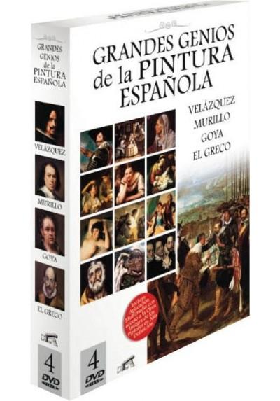 Pack Grandes Genios de la Pintura Española