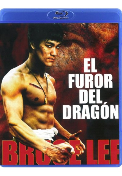 El Furor Del Dragon (Blu-Ray) (The Way Of The Dragon)