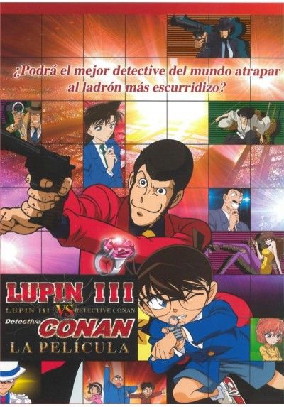 Lupin Vs. Detective Conan - La Pelicula (Lupin 3 Sei Tai Meitantei Conan The Movie)