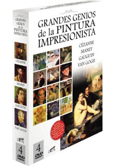Pack Grandes Genios de la Pintura Impresionista