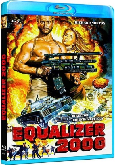 Equalizer 2000 (Blu-Ray) (Bd-R)