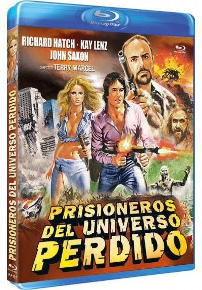Prisioneros Del Universo Perdido (Blu-Ray) (Bd-R) (Prisoners Of The Lost Universe)