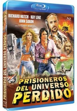Prisioneros Del Universo Perdido (Blu-Ray) (Bd-R) (Prisoners Of The Lost Universe)