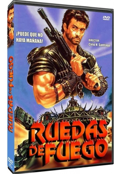 Ruedas De Fuego (1985) (Wheels Of Fire)