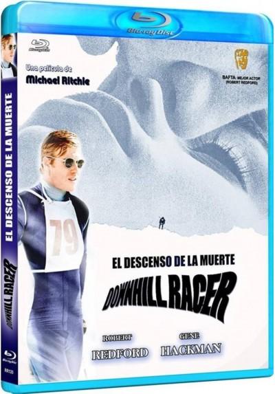 El Descenso De La Muerte (Downhill Racer) (Blu-Ray) (Bd-R)(Downhill Racer)