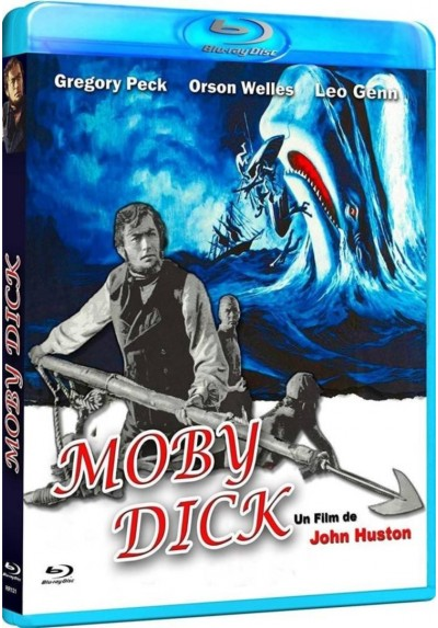 Moby Dick (Blu-Ray) (Bd-R)