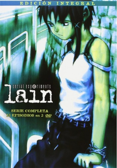Lain : Serial Experiments - Serie Completa (Ed. Integral)