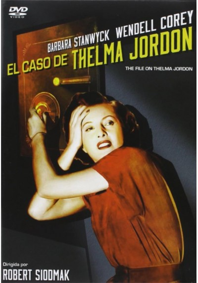 El Caso De Thelma Jordon (The File On Thelma Jordon)
