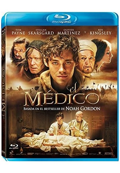 El Medico (Blu-Ray) (The Physician)
