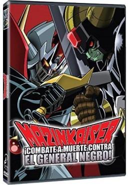 Mazinkaiser : Combate A Muerte Contra El General Negro (Majinkaiza: Shitô! Ankoku Dai Shôgun)