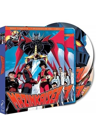 Mazinkaiser (Blu-Ray + Extras + Libro) (Majinkaizâ)