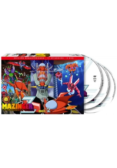 Mazinger Z - Box 2