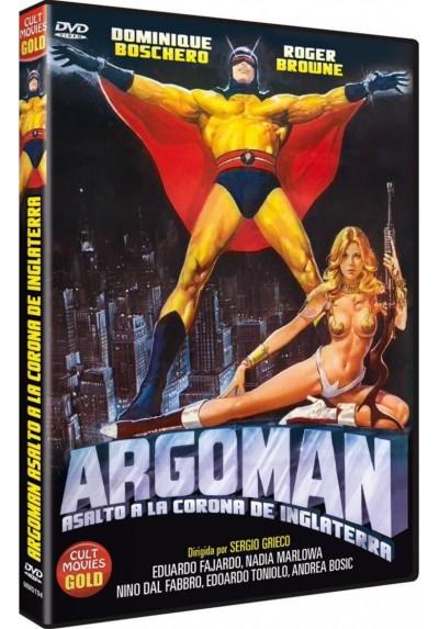 Argoman , Asalto A La Corona De Inglaterra (Come Rubare La Corona D Inghilterra)