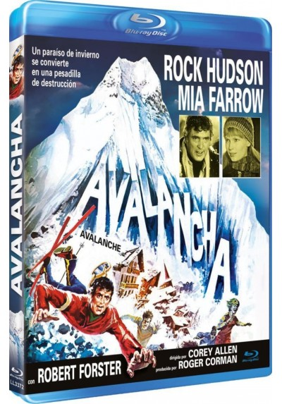 Avalancha (Blu-Ray)(Avalanche)