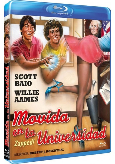 Movida En La Universidad (Blu-Ray) (Zapped)