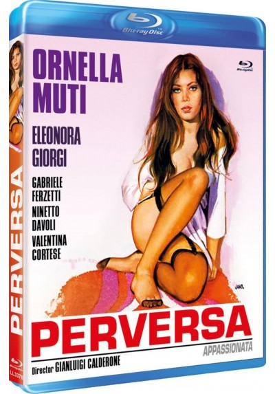 Perversa (Blu-Ray) (Appasionatta)