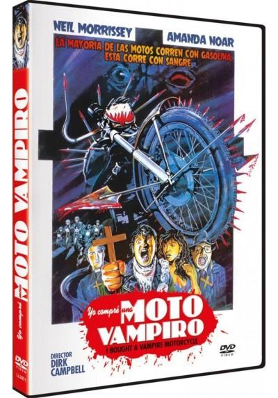 Yo Compre Una Moto Vampiro (I Bought A Vampire Motorcycle)