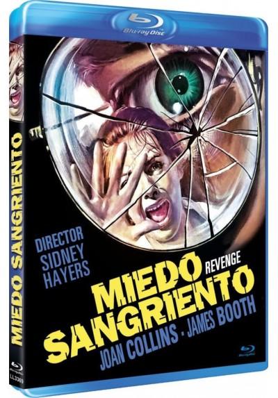 Miedo Sangriento (Blu-Ray) (Revenge)