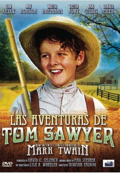 Las Aventuras de Tom Sawyer (The Adventures of Tom Sawyer)